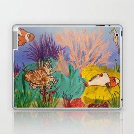 Circus Under the Sea Laptop & iPad Skin