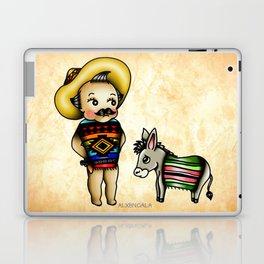 Mexican Kewpie Laptop & iPad Skin