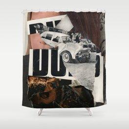 Der nächste Wagen ist ein einsam VI Shower Curtain
