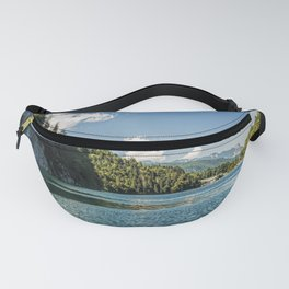 Koenigssee lake Bavaria Mountains Alps Fanny Pack