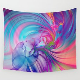 Smooth Swirling Wall Tapestry