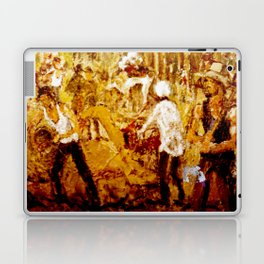 Gold Miners, Australia     by kay Lipton Laptop & iPad Skin