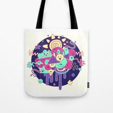 Happydoodle Tote Bag