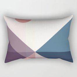 Geometric 1706 Rectangular Pillow