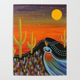Desert Mother Poster