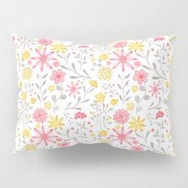 White China Pillow Sham
