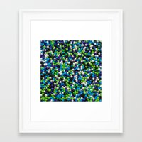 sprinkles Framed Art Prints featuring Sprinkles by Jessica Torres Photography