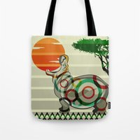 dreamer Tote Bags featuring Dreamer by milanova