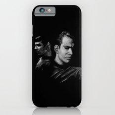 Kirk & Spock iPhone 6s Slim Case