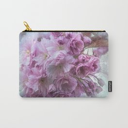 Painterly blossom Carry-All Pouch