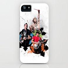 Blink-182 - Tom Delonge, Mark Hoppus, Travis Barker iPhone (5, 5s) Slim Case