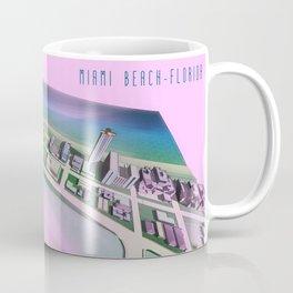 Collins Avenue in Miami Beach #2 Coffee Mug