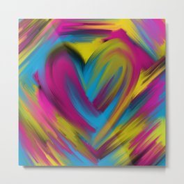 Love At First Sight 1 Metal Print