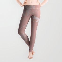 Small idyll pink Leggings