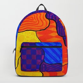 Organized Chaos - 3 Backpack