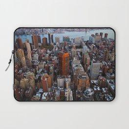 New York skyline.. Laptop Sleeve