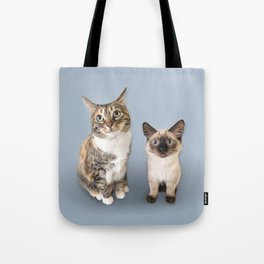 RUBY AND JEAN-LUC Tote Bag