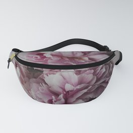 Wet Peonies No 2 Fanny Pack