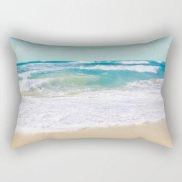 The Ocean Rectangular Pillow