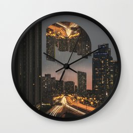 Fever Dream Wall Clock