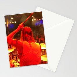 Taylor Hawkins Drum World Stationery Cards