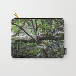 Rhododendron on Abrams Creek Carry-All Pouch