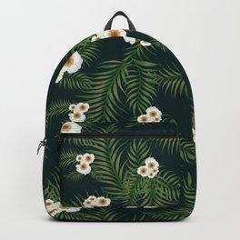 Gloomy Jungle Pattern #society6 #decor #buyart Backpack