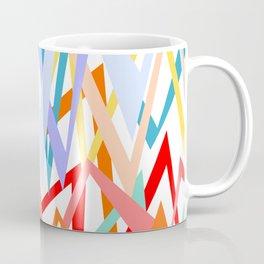 Colorful thunders Coffee Mug