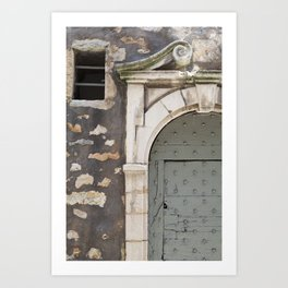 Beautiful Door Art Print