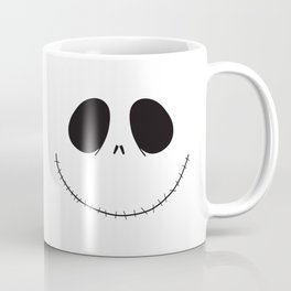 Jack Skellington Halloween Coffee Mug