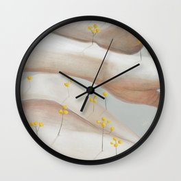 Spring Fever II Wall Clock