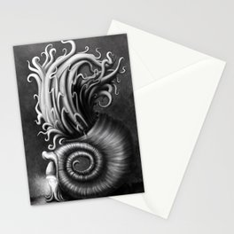 Monster S Stationery Cards