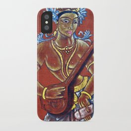 Saraswati - Musical iPhone Case