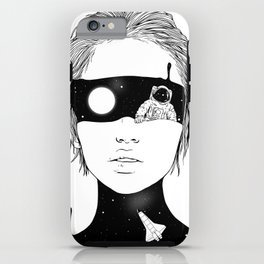 If I Could Just See You from Up Here iPhone Case