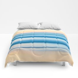 Monterey Waves Comforters