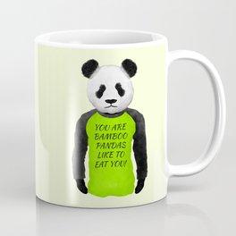 Panda You are Bamboo Coffee Mug