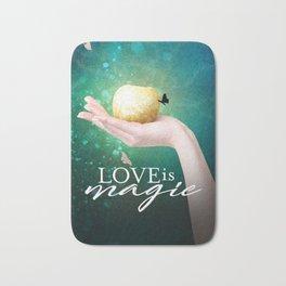 Love is Magic Bath Mat