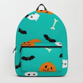 halloween pumpkins Backpack