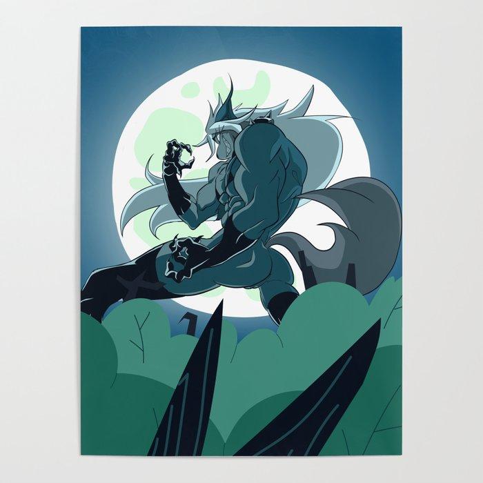 Beatrix Dominatrix (Peepoodo) Poster