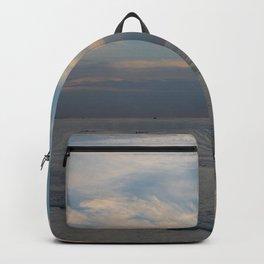 Sea panorama Backpack