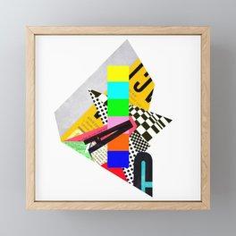 See Me Seeing You Framed Mini Art Print