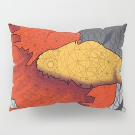 Beta Fish - Panel A Pillow Sham