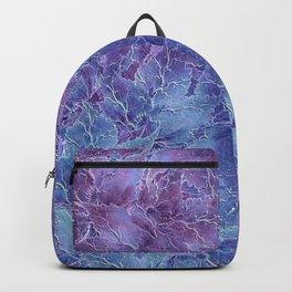 Frozen Leaves 4 Backpack
