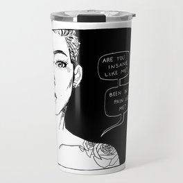 Gasoline Travel Mug