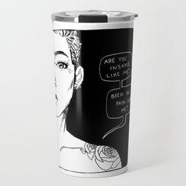 Gasoline Travel Mug