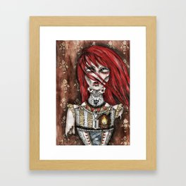 Gehenna Framed Art Print