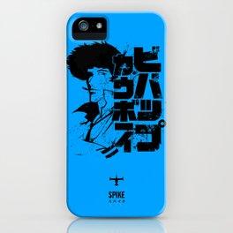 060 Spike Black Jap iPhone Case