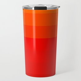 fire gradient. Travel Mug