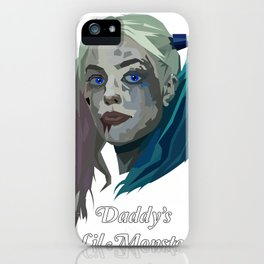 Margot Robbie - Harley Quinn iPhone Case