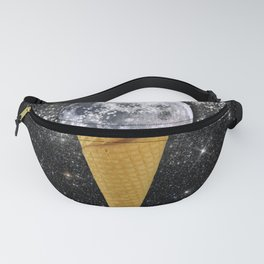 MOON ICE CREAM Fanny Pack